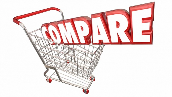 The Price Comparison Game