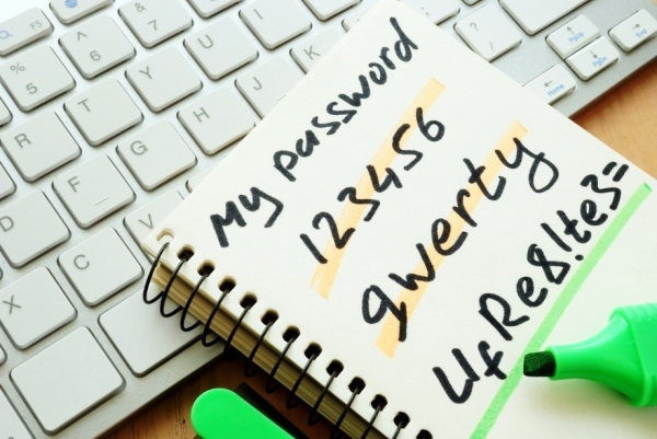 Usernames & Passwords: That old chestnut!