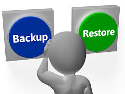 Security (Part 3): Backup, Restore & Recovery