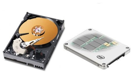 IDE, SATA & SSD disk types and what's so important.